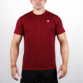 COOL TREC 002 - T-SHIRT/MAROON