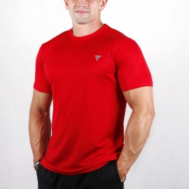 COOL TREC 005 - T-SHIRT/RED