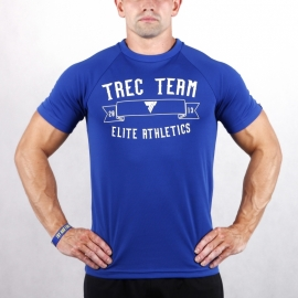COOL TREC 007 - T-SHIRT/DARK BLUE