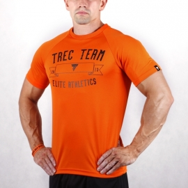 COOL TREC 008 - T-SHIRT/ORANGE