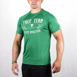 COOL TREC 009 - T-SHIRT/GREEN