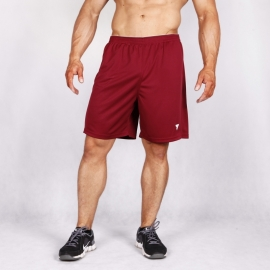 COOL TREC 002 - SHORT PANTS/MAROON