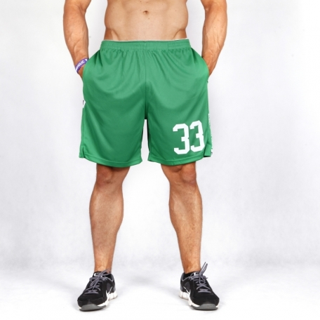 COOL TREC 007 - SHORT PANTS/GREEN