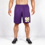 COOL TREC 008 - SHORT PANTS/PURPLE