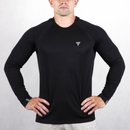 COOL TREC 013 - LONG SLEEVE/BLACK