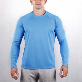 COOL TREC 019 - LONG SLEEVE/BLUE