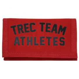 WALLET TREC TEAM ATHLETES - 03 / RED
