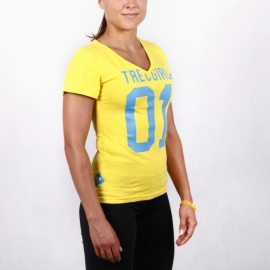 TRECGIRL 004 - T-SHIRT/LEMON