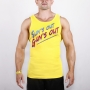 SUNS OUT - TANK TOP 011/YELLOW