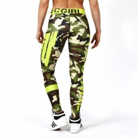 TRECGIRL 010 - LEGGINGS/CAMO