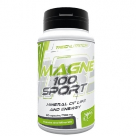 MAGNE-100 SPORT - 60 капс.