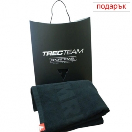 Trec Team Towel 002 IMREADY Red 50x70cm