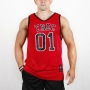 TANK TOP - JERSEY 001 / RED