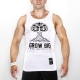 GROW BIG - TANK TOP 004/WHITE