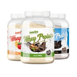 BOOSTER WHEY PROTEIN 2000гр.