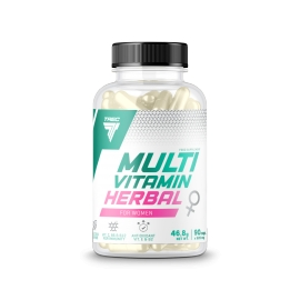 MULTIVITAMIN HERBAL FOR WOMEN 90капс.